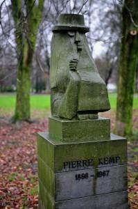 Rob Stultiens: Pierre Kemp. Kempland, Maastricht. Foto: Jan van Tol.