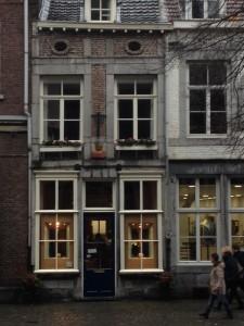 Mariastraat 17, Maastricht.