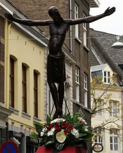 Zwarte Christus processie