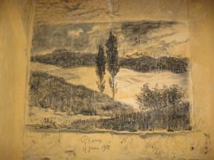 tekening Jez. berg nogmaals