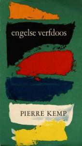 De achtergrondkleur van het door Dick Elffers vormgegeven omslag is groen. De kleur waarover Kemp in het gedicht 'Emerald green' schrijft: 'Groen is zo goed voor mijn zieke ogen, / gepijnig door de kleuren van de zonneschijn.'