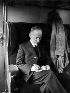 Pierre Kemp, 1942. Foto: Wiel van der Randen